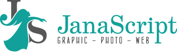 JanaScript | Graphic – Photo – Web Logo
